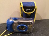 Polaroid Splash 2 Camera in One 35mm Waterproof 16ft/5m Flash Timer Viewfinder