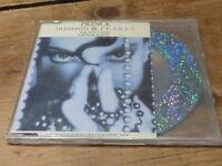 PRINCE - DIAMONDS & PEARLS  !!!!HOLOGRAPHIC!!!!!!! SLIM JEWEL CASE !!! RARE CD