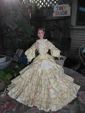"""""""Rena"""" Ball gown'  NOT FULL FIGURE 16inch Tonner TINY TAILOR"""