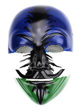 Fine  Fiber Resin The V for Vendetta Airsoft Full Face Mask