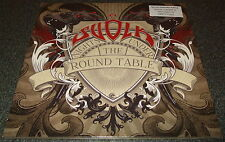 SVOLK-NIGHTS UNDER THE ROUND TABLE-2012 LP GREY VINYL-LIMITED TO 100-NEW