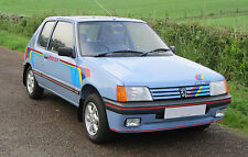 PEUGEOT 205 GT DECAL KIT