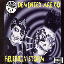FREE US SH (int'l sh=$0-$3) USED,MINT CD Demented Are Go: Hellbilly Storm