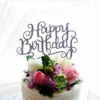 les décorations des outils gâteau joyeux anniversaire partie des fournitures