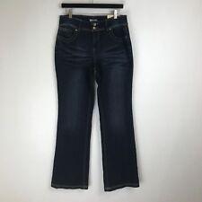 Cato Jeans - Classic Flare Dark Wash - Tag Size: 12 Average (30x32) - #5573