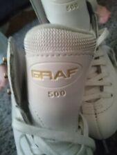 Graf 500 ice skates size 34