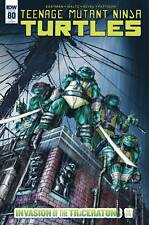 TEENAGE MUTANT NINJA TURTLES ONGOING #80 1:10 VARIANT COVER BY TADD GALUSHA 3/28