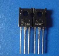 10Pcs 2SA1360-Y 2SC3423-Y A1360 C3423 Toshiba Audio Transistors US Stock g