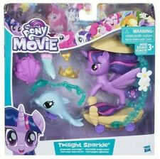 MY LITTLE PONY The Movie TWILIGHT SPARKLE Undersea Carriage Acqua-Scène HASBRO