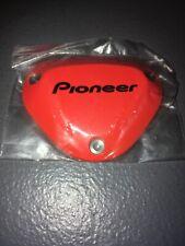Pioneer Power Meter Color Cap Metallic Red