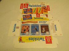 Hostess Twinkies Olympics Collectible Box (Wottle, Chandler, Boston)