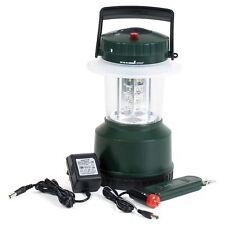 Akku LED Camping Lampe mit Fernbedienung Outdoor Laterne Gartenleuchte Zeltlampe