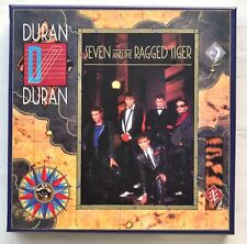 Duran Duran Seven And The Ragged Tiger 2010 European 3x CD+DVD Boxset