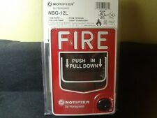 New listing Brand New Notifier by Honeywell Nbg-12L Dual Action Manual Pull Station