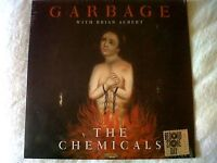 Garbage The Chemicals RSD 2015 NEW UNOPENED orange vinyl