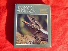 Lizards Of Australia By Stephen Swanson (1976) 1st Ed