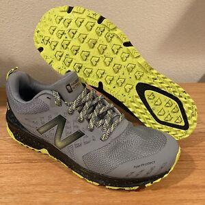 New Balance Nitrel V1 FuelCore Trail Running Shoes Gray (Men's 12 US) MTNTRRR1 D