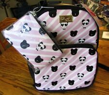 Luv Betsey Betsey Johnson Large Panda Bear Backpack LBSCHOLZ NWT