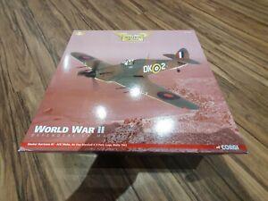 CORGI AA35502 - 1/32nd RAF HAWKER HURRICANE MK.IIC KR PARK MALTA 1942