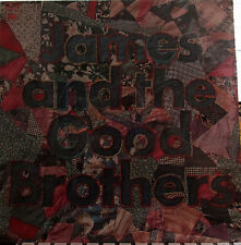James and the Good Brothers (Columbia 30889) Canadian group (Jack Casady) sealed