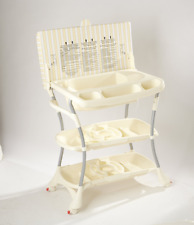 Baby Furniture Changing Table With Bathtub Tubs For Newborns Bathinette Wheeled
