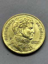 1994 Chile 10 Pesos Unc. #7925