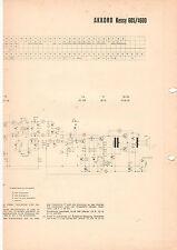 Grafico AKKORD Kessy 605/4600 b749