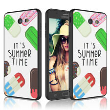 For Samsung Galaxy J7 Sky Pro/J7 V/J7 Prime/J7 Perx Hard Shockproof Case Cover