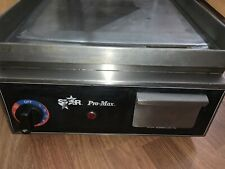 Star Pro-Max Panini Smooth Griddle