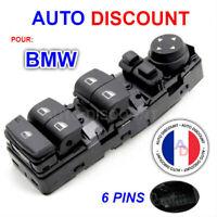 Interrupteur Commande Bouton Lève Vitre Et Retroviseur BMW 1 séries E87, E87 LCI