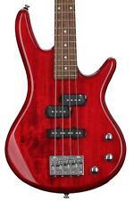 New Blue 4 Strings Electric Ib Bass Guitar