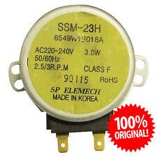 Motor microwave / microondas LG 6549W1S018A SSM-23H BOSCH HB77L55EU HB86Q560