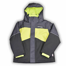 Stormpack Sunice Boy's Grey Lime 3M Thinsulate Insulation Winter Jacket