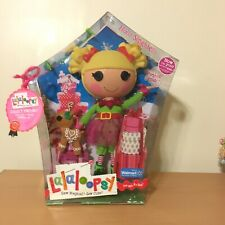 New Lalaloopsy Holly Sleigh Bells Doll Walmart Exclusive