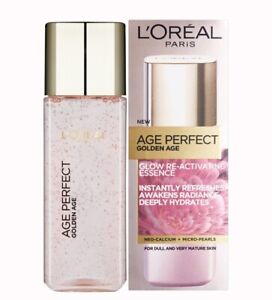 LOreal Age Perfect Golden Age Glow Re-Activating Essence ~ 125ml