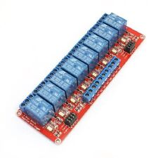 DC 24V 12V 8-Channel Relay Module with Optocoupler Low Level Triger for Arduino