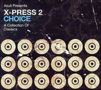 X-PRESS 2 choice-a collection of classics (2x CD Album) Mixed, Jazz-Funk, disco