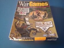 War Games North & South Seven Kingdoms PC CD Rom Español Digital Dreams - Nuevo