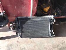 VW golf mk4 radiator package includes ac condenser rad fans