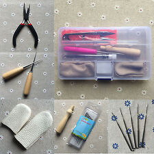 High Needle Felting Starter Kit Wool Felt Tools Mat Needle Accessories Craft Set