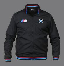 Neu BMW M Power Herren Jacke Motorsport Bomber Jacket Gestickt Embleme Embroided