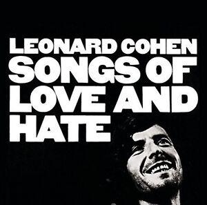Leonard Cohen - Songs Of Love & Hate [New Vinyl LP] UK - Import
