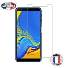 Protection d'Ecran en Verre Trempé Contre les Chocs pour Samsung Galaxy A7 2018