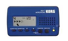 Korg MA1 Digital Metronome Drum Guitar Piano MA1BL - Blue