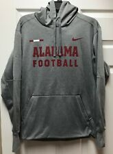 Alabama Crimson Tide Mens Nike Dri Fit Hoodie Sweatshirt size Medium Med M