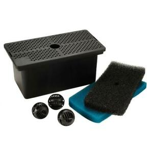 TotalPond Universal Pump Filter Box Pack of 1