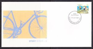 Australia 1989 41c Cycling First Day Cover - Goulburn NSW