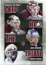 10/11 BETWEEN PIPES DEEP CREASE BUDAJ ELLIOTT GRAHAME PICKARD AVALANCHE *43849