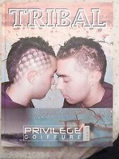 Livre/  MODELS DE COIFFURE TRIBAL le Tribal Sculpting
