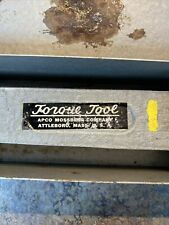Vintage APCO Mossberg Co. Torque Tool Meter Wrench 50 Foot -Pound